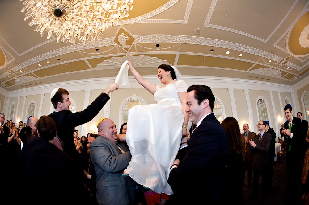 Jewish Brunch Wedding at the Berkeley Oceanfront Hotel New Jersey 60