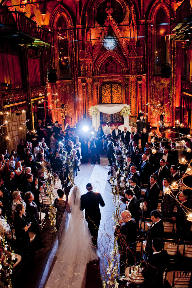 Jewish wedding at the Angel Orensanz Foundation New York City 0