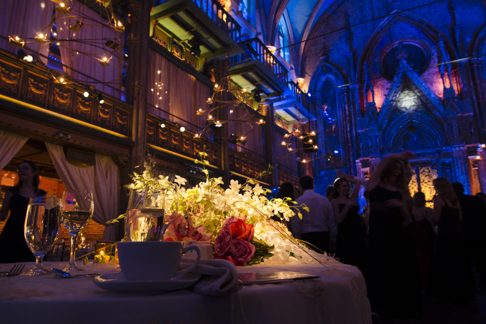 Jewish wedding at the Angel Orensanz Foundation New York City 28
