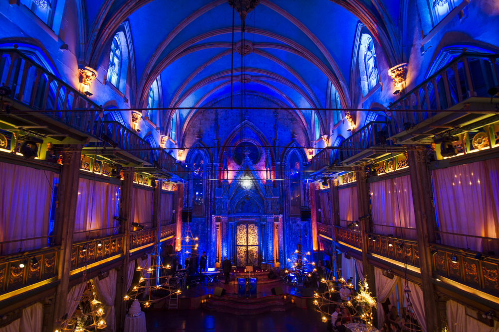 Jewish wedding at the Angel Orensanz Foundation New York City 3