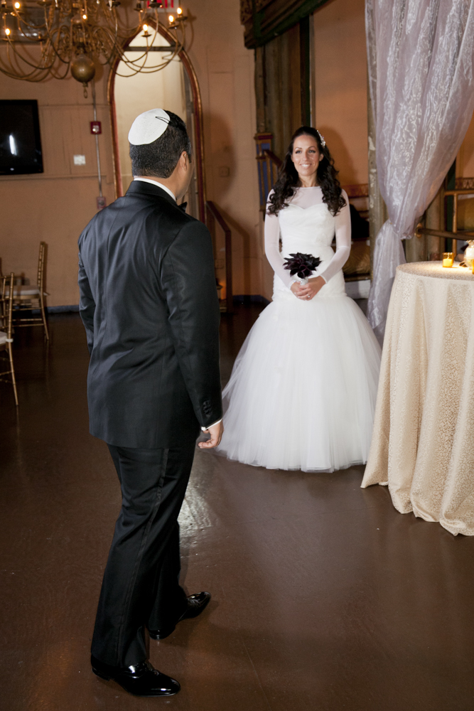 Jewish wedding at the Angel Orensanz Foundation New York City 49