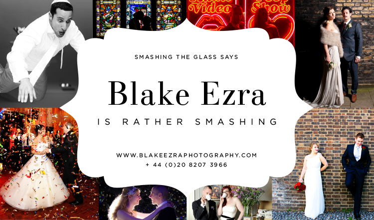 Blake Ezra Smashing The Glass