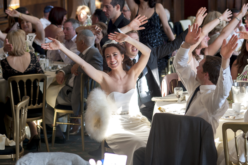 Jewish Wedding Heatherden Hall, Pinewood Studios Buckinghamshire