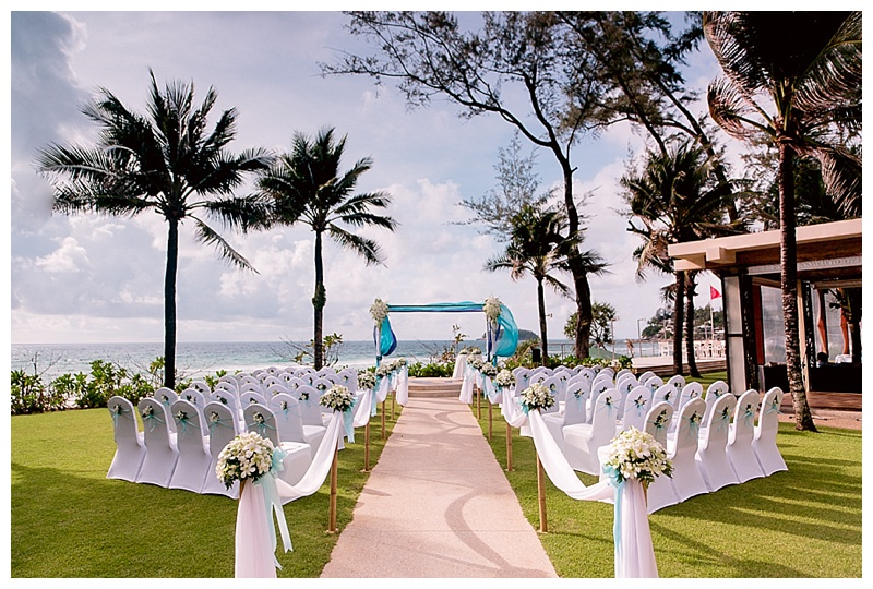 Katathani Beach Resort Phuket Thailand Wedding_0015