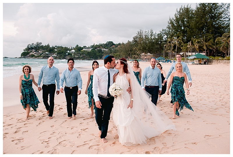 Katathani Beach Resort Phuket Thailand Wedding_0033