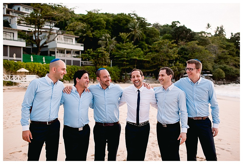 Katathani Beach Resort Phuket Thailand Wedding_0035