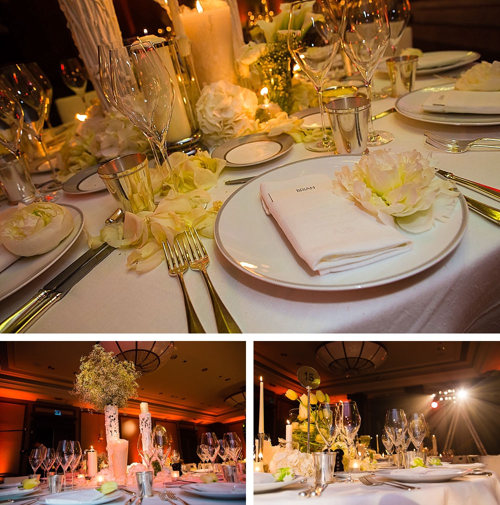 Romantic elegance Jewish wedding at the Rosewood Hotel Covent Garden London