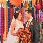 Gena & Tony | Extraordinarily imaginative 'color explosion' Jewish wedding at the Sydney Polo Club, NSW, Australia