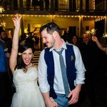 Natalie & Eli | Informal DIY Boho Jewish Wedding at House Plantation, Texas