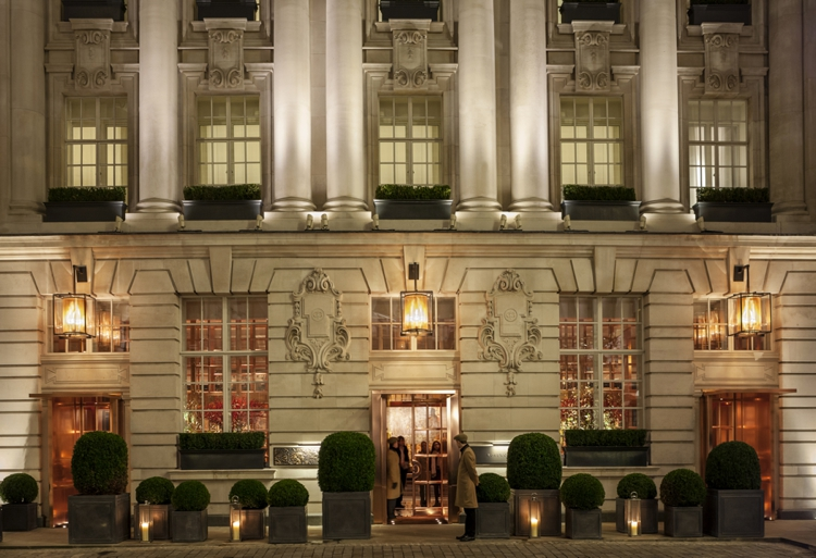Rosewood Hotel London Christmas