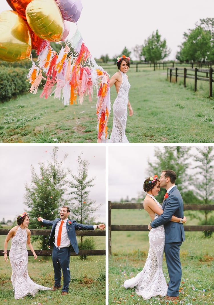 creative 'colour explosion' Jewish wedding at the Sydney Polo Club, NSW, Australia_0037