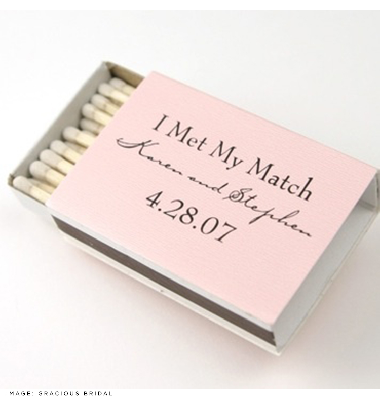 Perfect Match Wedding Favors Choice Image Wedding Decoration Ideas