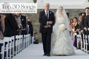 Walk Down The Aisle Songs