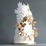 My interview with the woman behind the UK's most eye-catching luxury wedding cakes, Victoria of 'Victoria Made'