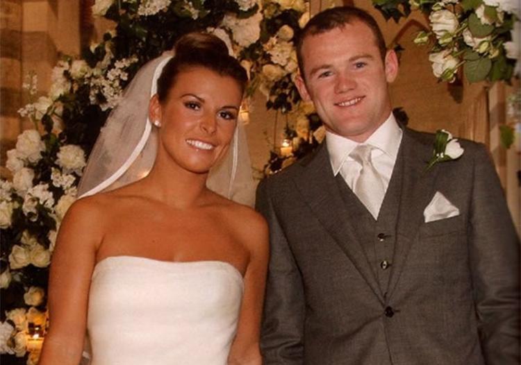 Coleen McLoughlin & Wayne Rooney