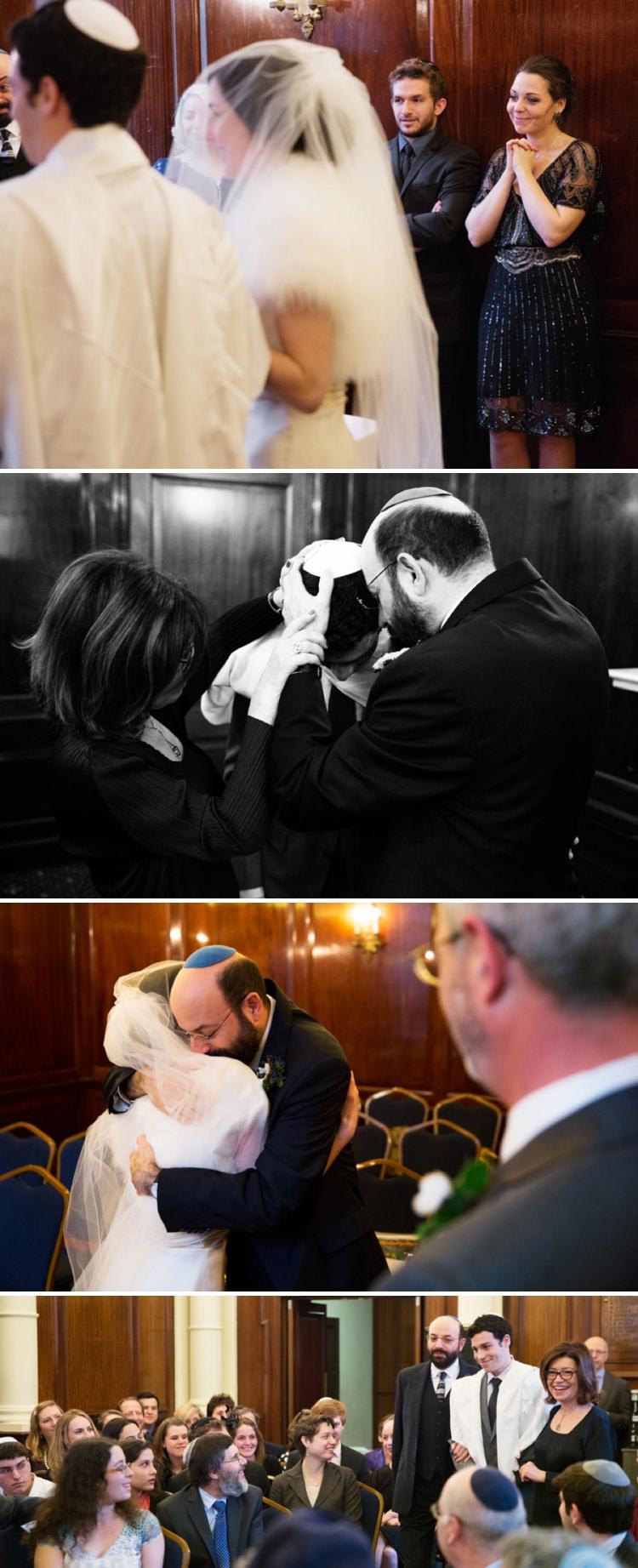 Finsbury Town Hall London Jewish Wedding_0012