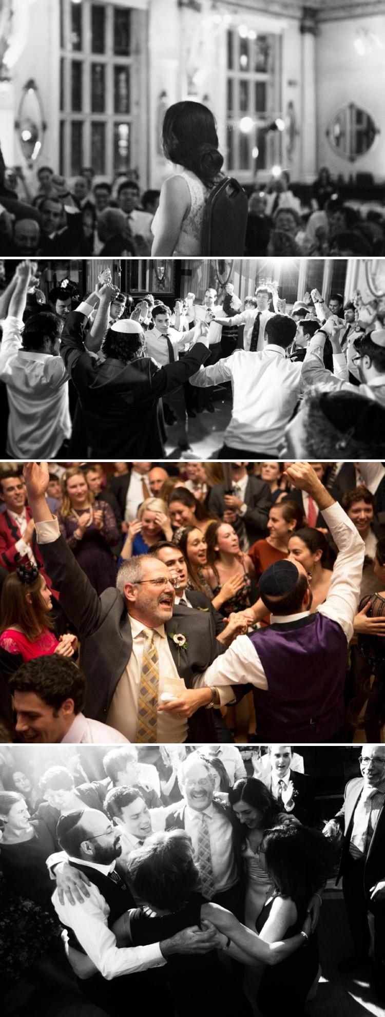 Finsbury Town Hall London Jewish Wedding_0015
