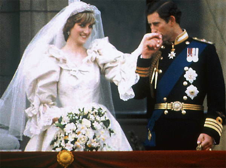 Lady Diana Spencer & Prince Charles