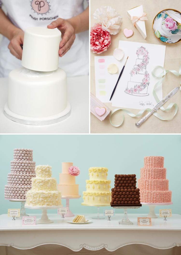 My interview with Peggy Porschen, award-winning wedding cake ...