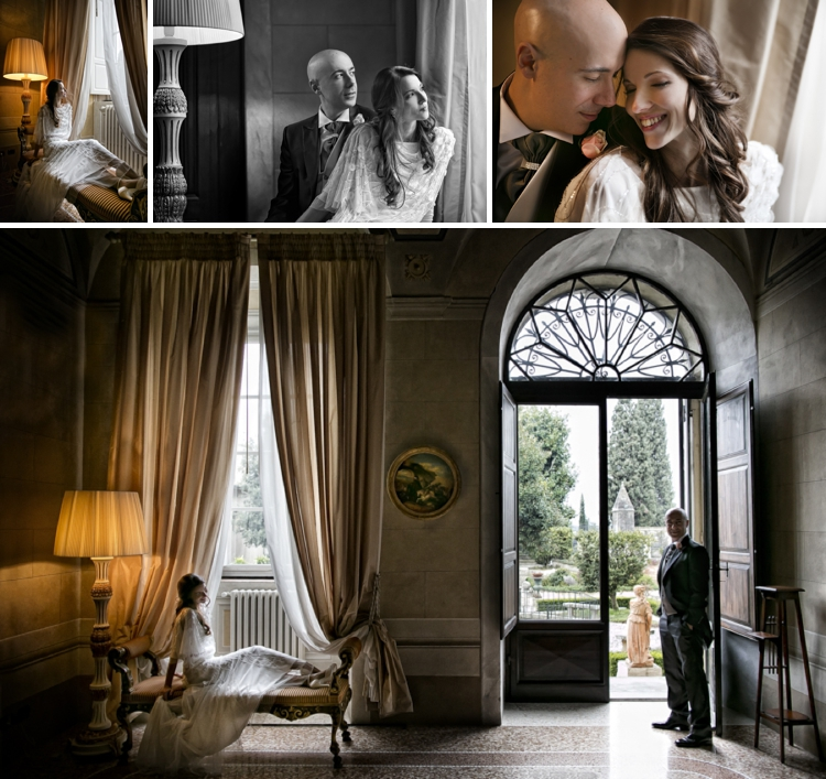 Pomegranate themed elegant bohemian Jewish wedding at Villa Scorz Pisa Italy_0014