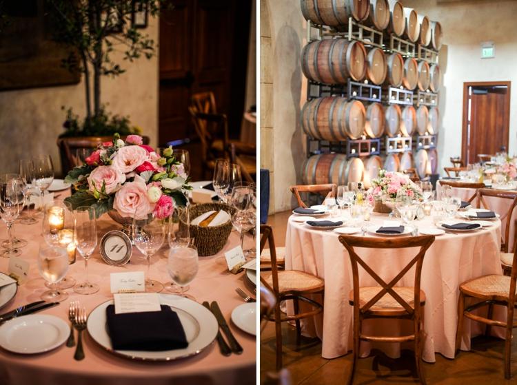 Wine-themed vintage glamour Jewish wedding at Jacuzzi Family Vineyards, Sonoma, California_0023