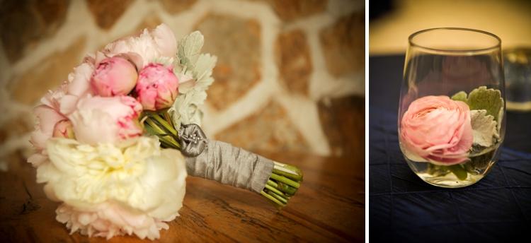 Wine-themed vintage glamour Jewish wedding at Jacuzzi Family Vineyards, Sonoma, California