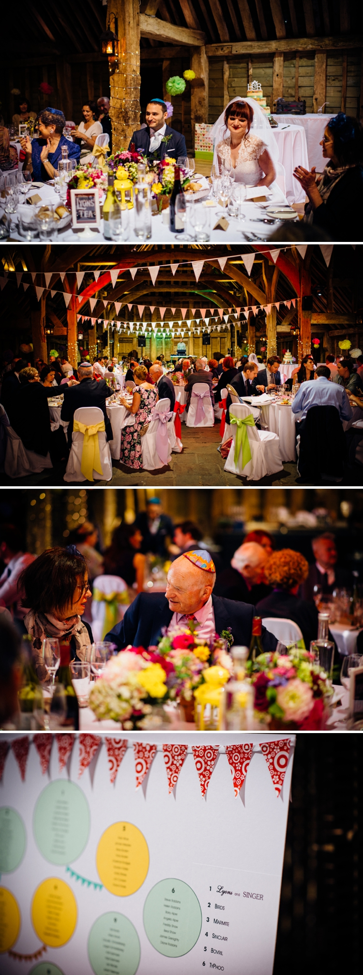 colourful English garden Jewish wedding_0041
