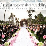 The 10 most expensive weddings ever to have graced the planet