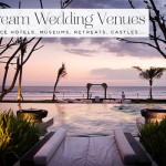 Top 40 Dream wedding venues, as picked by you