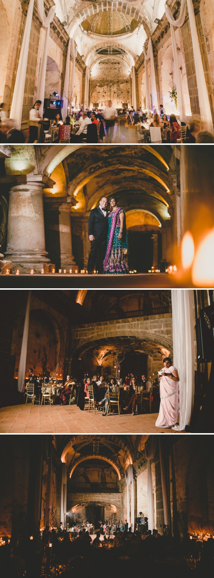 Jewish Hindu multi-cultural wedding at El Cerro De La Cruz and Las Capuchinas, Antigua Guatemala