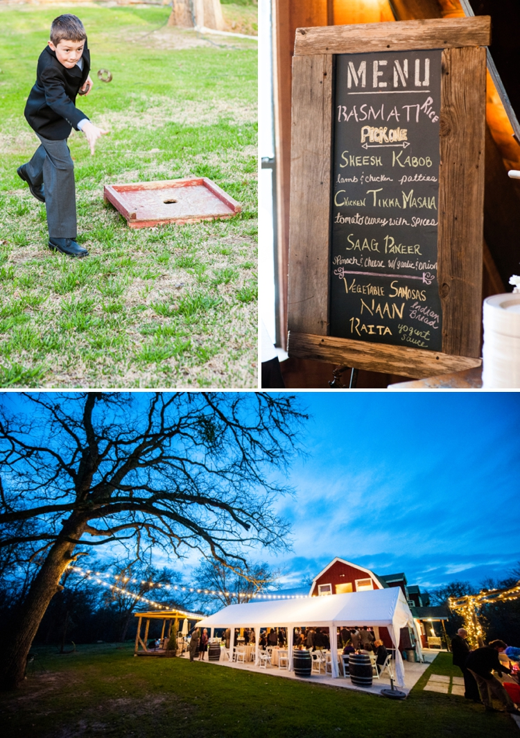 Outdoor DIY Garden Jewish Wedding at Cedar Bend Events, Austin, Texas