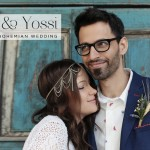 Olya + Yossi | Hand-crafted, rustic, bohemian 'Instagram' Israeli wedding at Duce Villa, Tel Aviv, planned in just 3 months!
