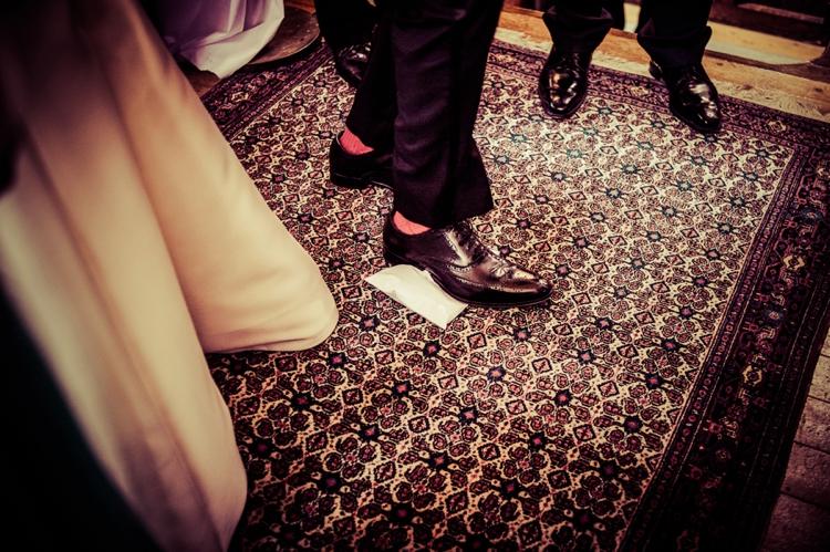 Breaking The Glass Jewish Wedding