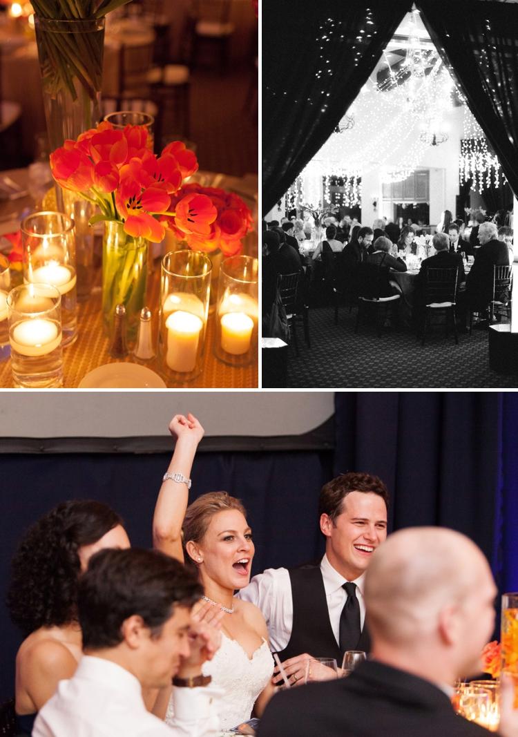 Outdoor Jewish Wedding at Bel Air Bay Club, California