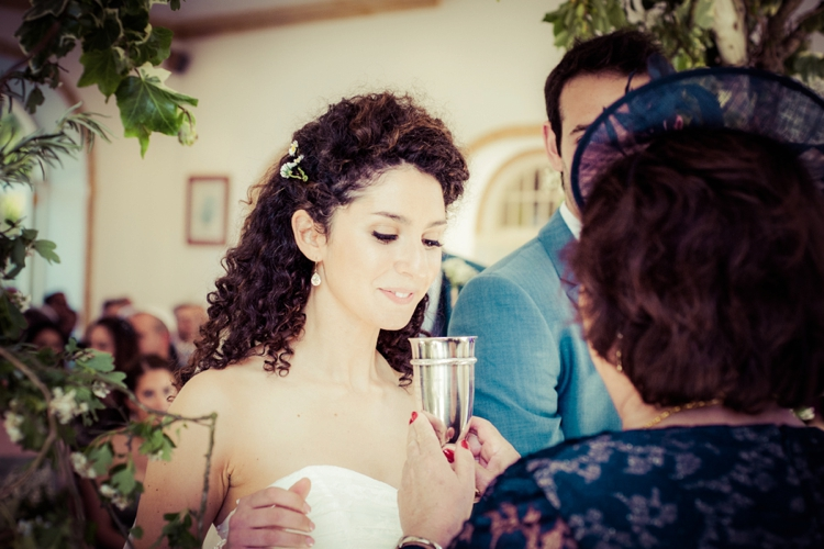 The Seven Blessings Sheva Brachot Jewish Wedding
