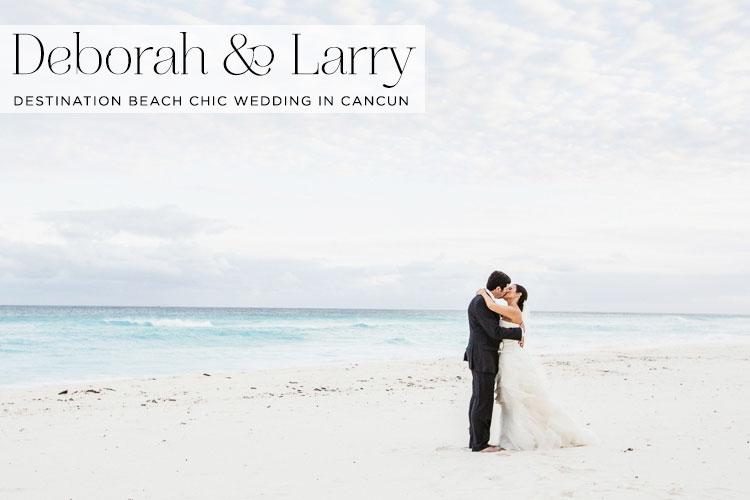 Cancun-beach-chic-wedding