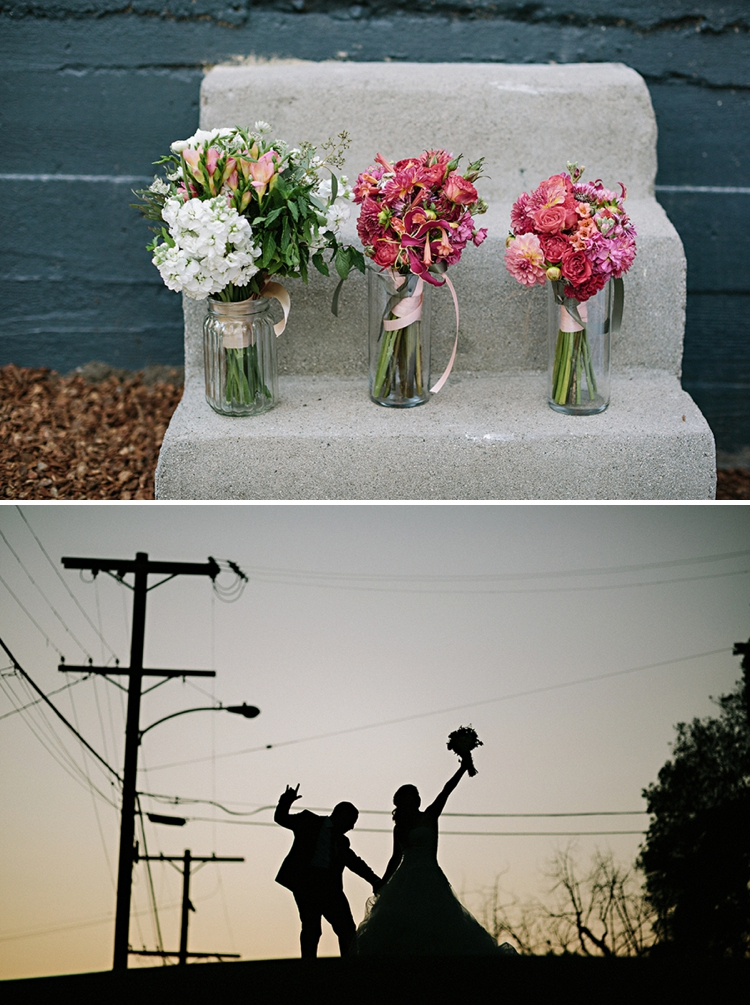 Casual Outdoor Garden Wedding