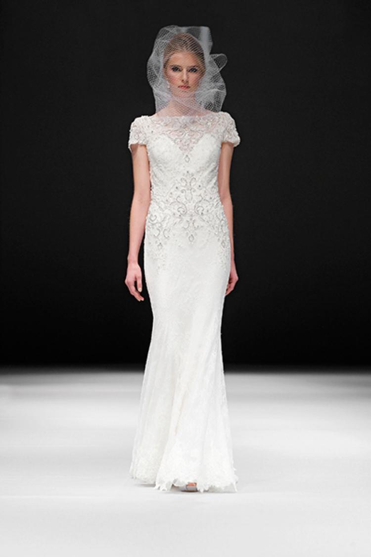 Modest Wedding Dresses for Modern Brides - Smashing the Glass ...