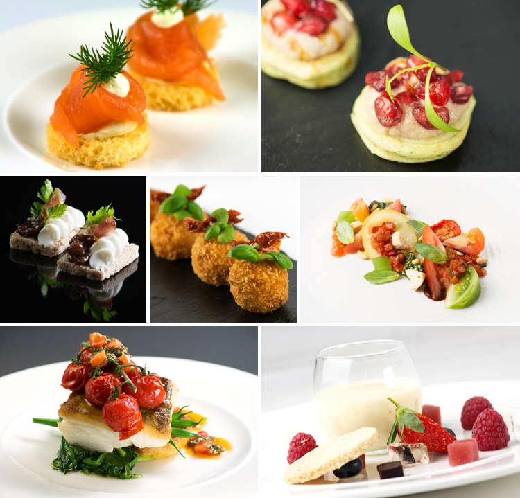 Jewish wedding catering ideas for kosher style or 39 non for Wedding canape alternatives