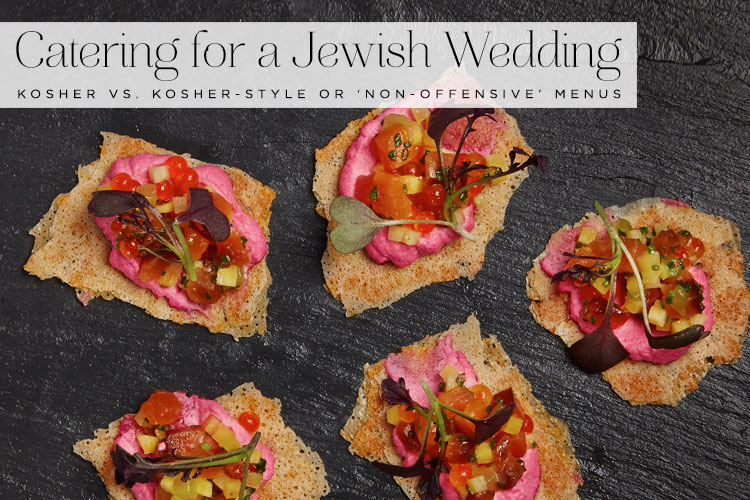 Catering-for-a-Jewish-wedding