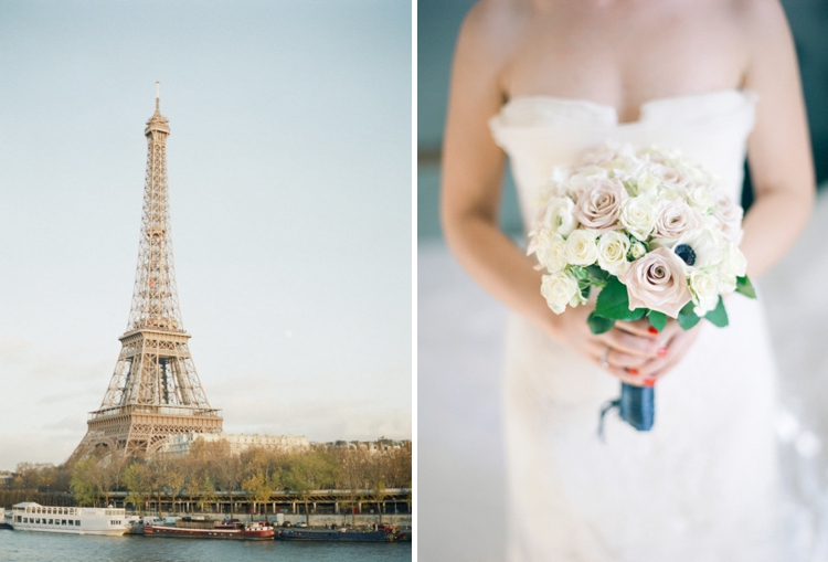 Gold and blush Parisian magnificence for a Jew-ish destination wedding at Maison des X, Paris, France