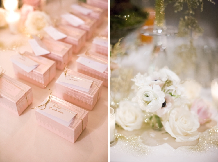 Gold and blush Parisian magnificence for a Jew-ish destination wedding at Maison des X, Paris, France