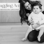 Juggling motherhood with running a business from home