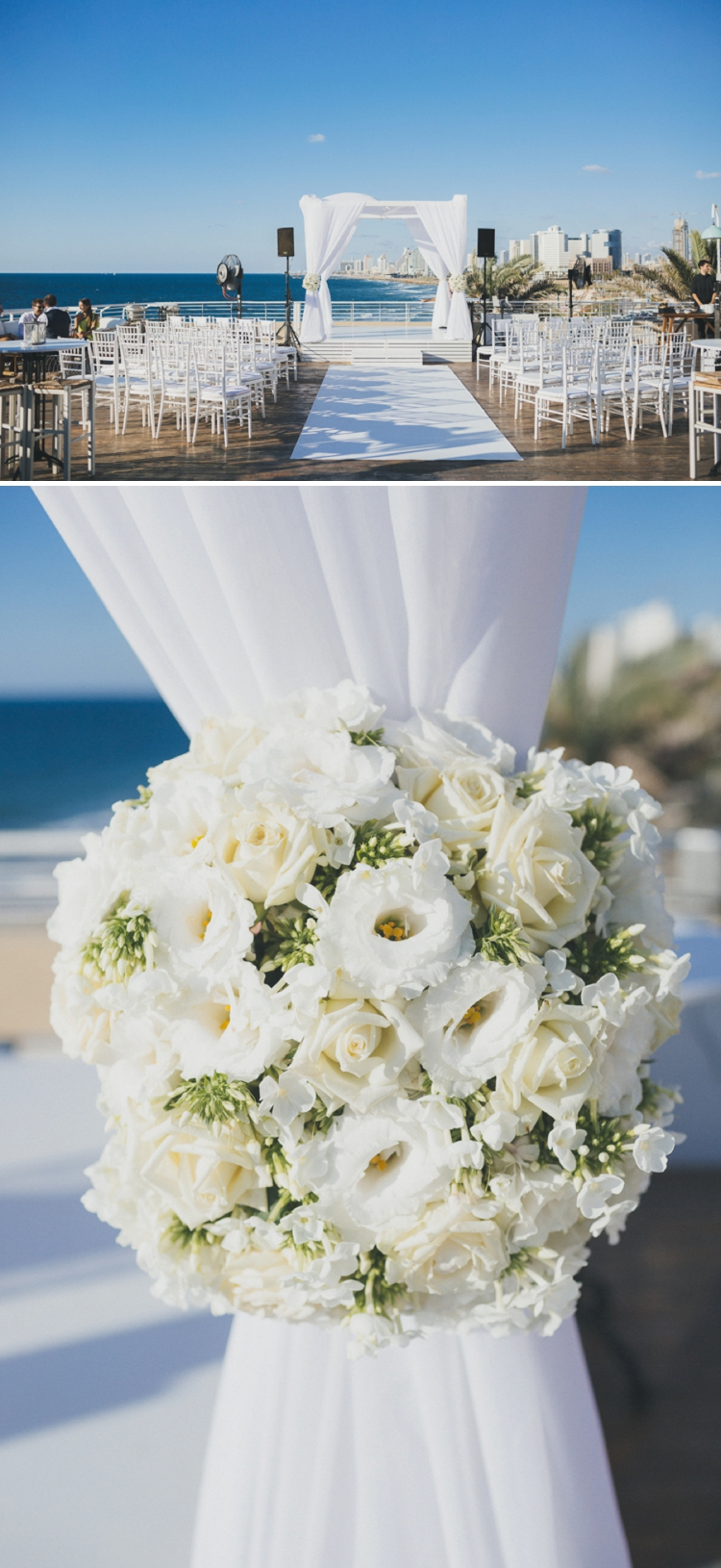 Beach Party Wedding in Tel Aviv