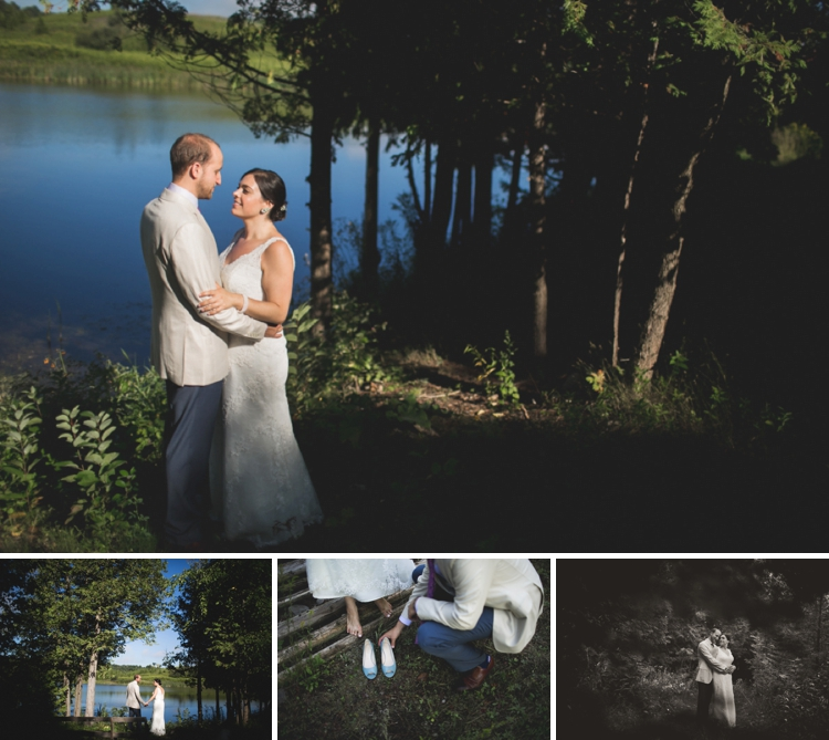 Daytime Jewish Farm Wedding at South Pond Farms, Pontypool, Canada