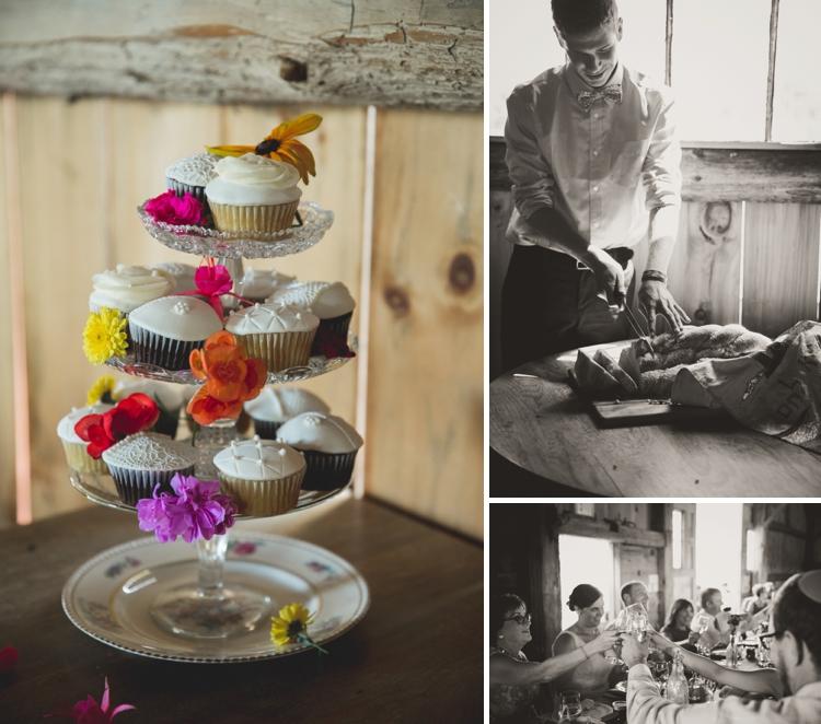 Daytime Jewish Farm Wedding at South Pond Farms, Pontypool, Canada