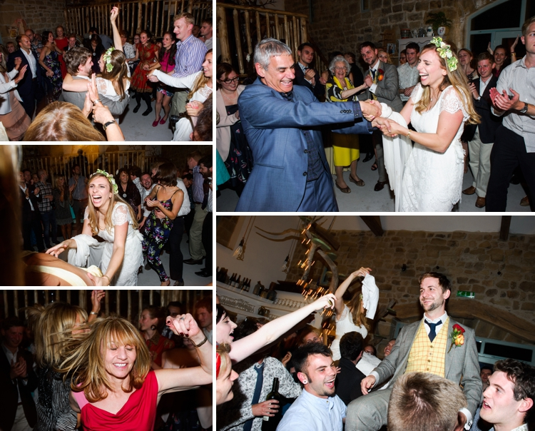 Outdoor, rustic, relaxed Jewish wedding, full of handmade and DIY details, at The Bivouac, Swinton Park, North Yorkshire, UK
