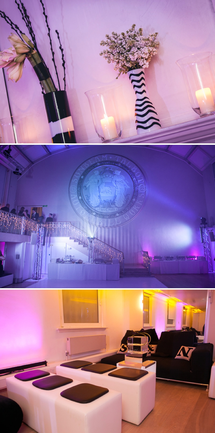 same sex wedding at Sunbeam Studios, London, UK