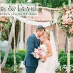 Emma & David | Elegant tropical garden Jewish wedding at Boca Raton Resort & Club, Boca Raton, Florida, USA