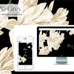Create a beautiful 'Wed-Site' with Riley & Grey + 50% reader discount